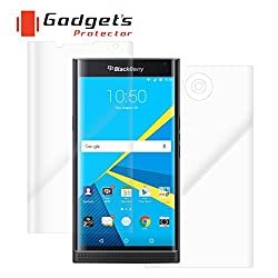 Gadgets Protector 02317404 BlackBerry Priv Total Body Protection - mobile scratch guard - mobile screen guard - smartphone screen protector - mobile - Screen Protectors - covers - covers online - cases - skins - back cover - Phone covers - mobile screen covers - mobile protection - phone skins - mobile skins