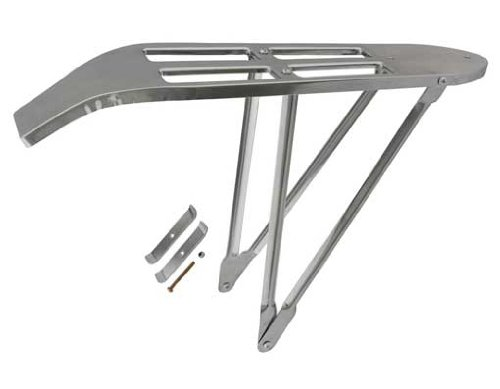 """26"""" Beach Cruisers Carrier Chrome. Bicycle Part, Bike Part, Beach Criuser Bike Carrier, Bike Rack Beach Cruiser, Stretch, Limo front-365996"""