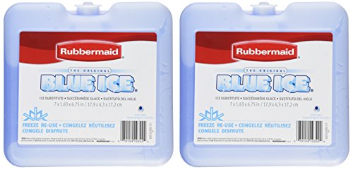 Rubbermaid - Blue Ice Brand Weekender Pack, Size 7