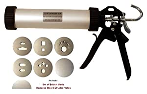 with stainless steel extruder plates amazon co uk kitchen amp home