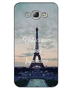 3D Samsung Galaxy J3 Pro Mobile Cover Case