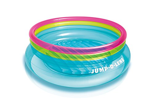 Intex Jump-O-Lene Inflatable Bouncer, 80