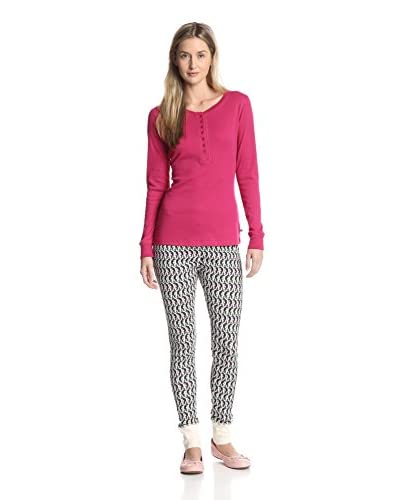 Jane & Bleecker Women's Legging PJ Set
