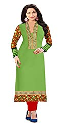 Expert Ecommerce Services Women's Cotton Kurti (6000010044_Free Size Pink)