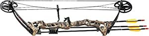 Barnett Vortex 45-Pounds Youth Archery Bow (Camo)