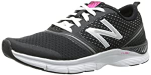 New Balance Women's 711 Mesh Cross-Training Shoe,Black/white,8.5 B US