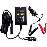 BatteryMINDer Model 1510: 12Volt 1.5 Amp Maintenance Charger/Desulfator