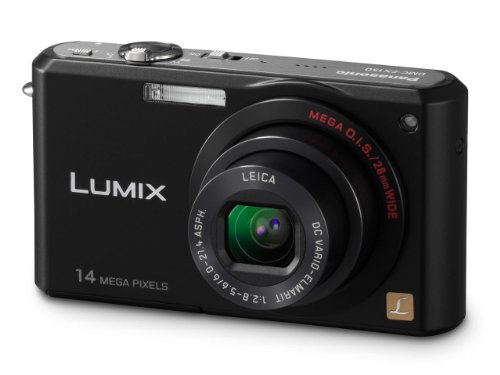 Panasonic Lumix DMC-FX150 is one of the Best Ultra Compact Digital Cameras Overall Under $1000