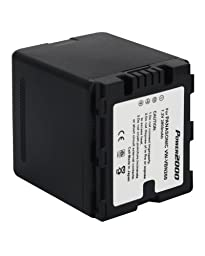 Panasonic HDC-TM900 Camcorder Battery Lithium-Ion 2800mAh - Replacement for Panasonic VW-VBN260 Battery
