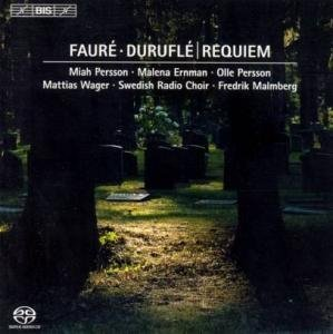 Faure, Durufle Requiem [Hybrid SACD] Gabriel Faure & Maurice Durufle Fredrik M