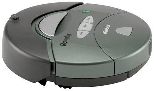Irobot 4110 Roomba Floor-Vacuuming Robot, Sage front-590668