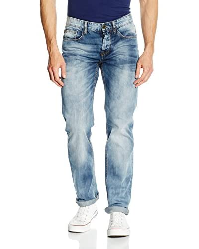 Desigual Jeans Ermud blau