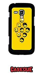 Caseque Leaving Home Corona Back Shell Case Cover For Samsung Galaxy Trand Duos