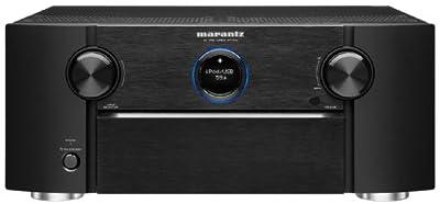 Marantz AV7701 Audio Video Preamp/Processor with Networking and AirPlay (Black) from Marantz
