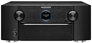 Marantz AV7701 Audio Video Preamp/Processor with Networking and AirPlay (Black)