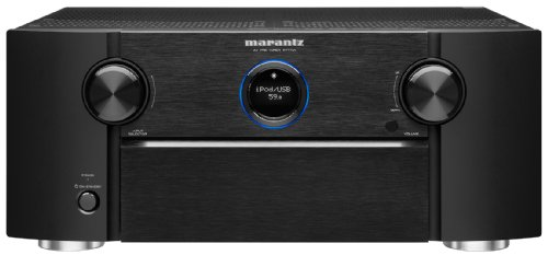 Marantz AV7701 Audio Video Preamp/Processor with Networking and AirPlay (Discontinued by Manufacturer)