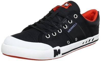 Merrell Men's Rant Lace-Up Shoes, Carbon, 9 UK
