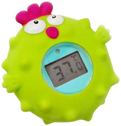 Knorrtoys 37009 - Termometro da bagno a forma di gallo
