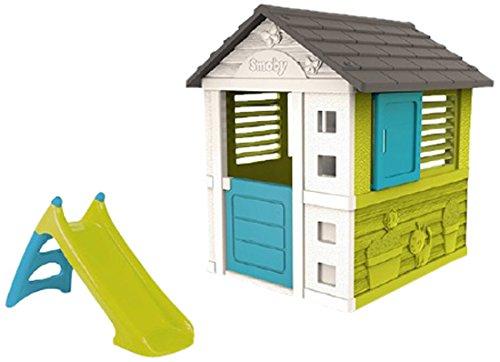 Maison jardin enfant les bons plans de micromonde - Cabane de jardin plastique ...