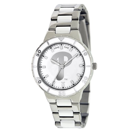 Game Time Women's MLB-PEA-PHI Philadelphia Phillies Watch at Amazon.com