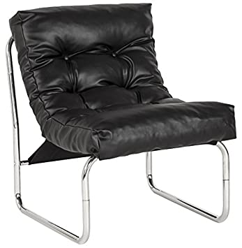 Alterego Loft - Silla de oficina, color negro
