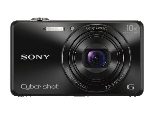 Sony 18.2 MP Digital Camera with 2.7-Inch LCD