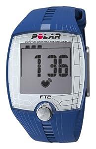 Polar FT2 Cardiofréquencemètre Bleu