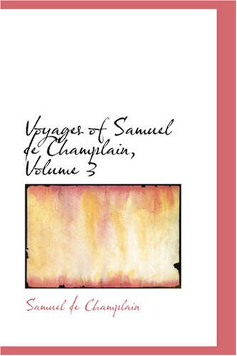 Viajes de Samuel de Champlain