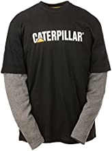 Comprar Caterpillar - Black - Mens T-Shirts - Size 3XL 4XL