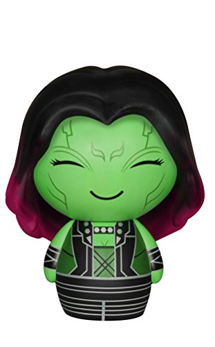 Funko Dorbz: Guardians Of The Galaxy Gamora Action Figure