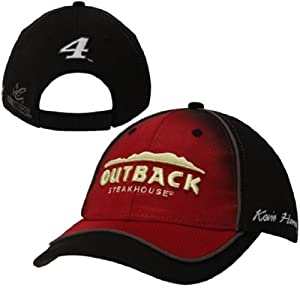 Kevin Harvick Outback Steakhouse #4 Nascar Chase Authentics 2014 Official Pit Cap Hat by Chase Authentics