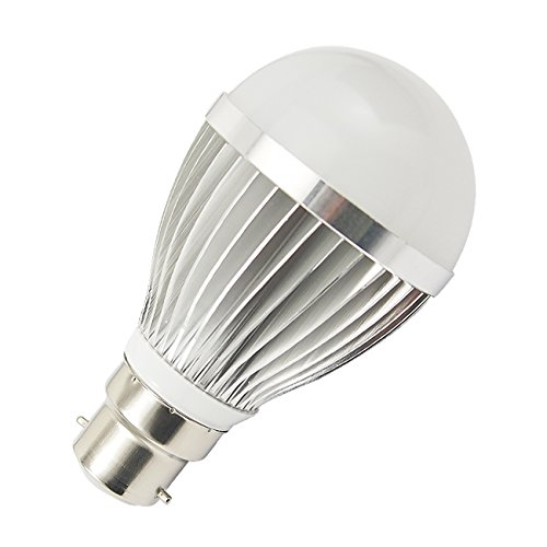 Tgm Led 7W B22 Led Globe Bulb Light Lamp Super Bright 110V Clean White