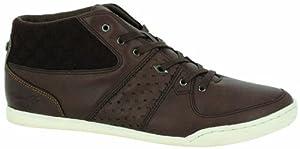 Umbro Mosley Mid, Chaussures de tennis homme - Marron (852 Marron/Brun), 44 EU