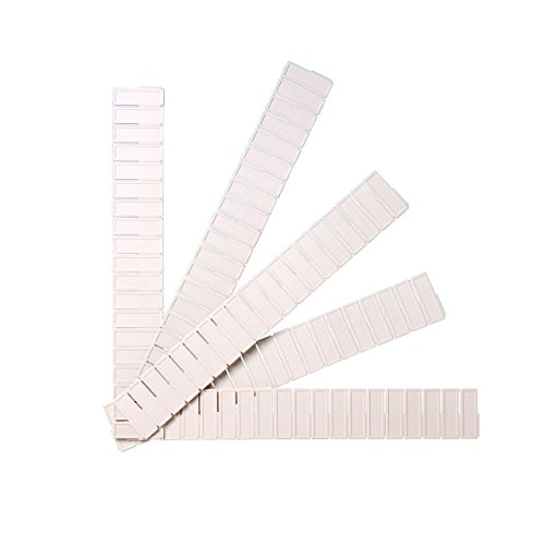 Rayen 6310 Range Couverts PVC Blanc 48,4 x 7 x 2,5 cm