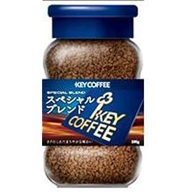 キーコーヒー インスタント スペシャルブレンド 100g