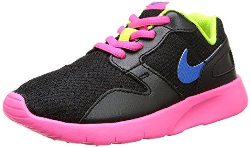 Nike Kaishi (PS) Scarpe Sportive, Ragazza, Black/Photo Blue/Pink Pow/Volt, 34