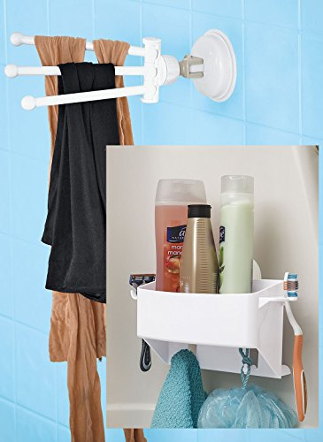 Changing Lifestyles Safe-er-Grip Tub Organizer