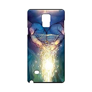 BLUEDIO Designer Printed Back case cover for Samsung Galaxy Note 4 - G6135