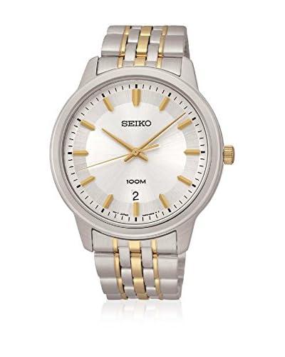 Seiko Reloj de cuarzo Unisex SUR033P1 39.0 mm