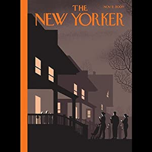 The New Yorker, November 2, 2009 (Jerome Groopman, Richard Brody, Elizabeth Kolbert) | [The New Yorker]