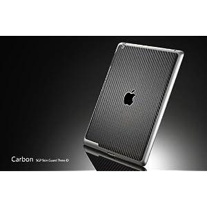 SGP プレミアム プロテクティブ スキンガード for iPad 2 【 カーボン 】