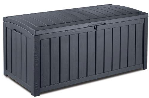 Keter-Kissenbox-Glenwood-Grau-390L