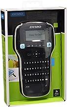 Dymo LabelManager 160 - Etiquetadora con pantalla LCD, negro