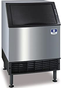 Manitowoc NEO UD-0190A Air Cooled 198 Lb Dice Cube Undercounter Ice Machine from Manitowoc