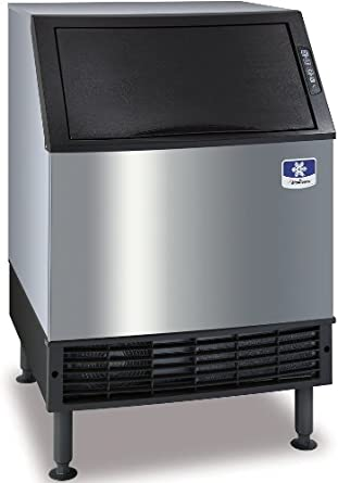 Manitowoc Neo Uy 0140a Air Cooled 132 Lb Half Dice Cube Undercounter Ice Machine