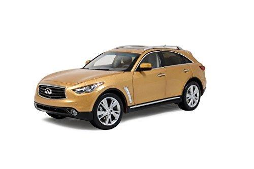 official-sales-paudi-paudi-1-18-infiniti-qx70-2014-year-die-cast-model-car-gold-fx50-fx-series