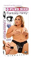 Fetish Fantasy Remote Control Fantasy Plus Size Vibrating Panty by Pipedream Products