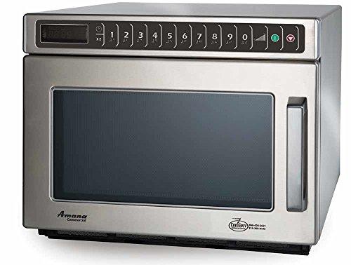 Acp Amana Hdc212 C-Max Microwave Oven, 2100 Watts