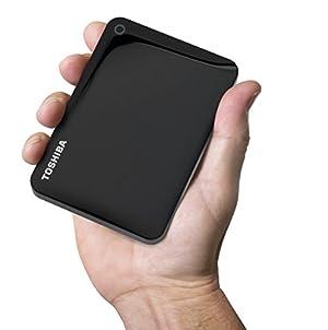 Disco Duro portátil Toshiba Canvio Connect II 1TB
