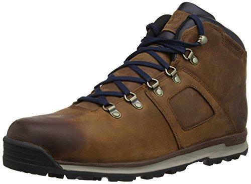 TIMBERLAND EKSCRAMBL MIDLTHR BR BROWN - Botas para hombre, color marrón, talla 44